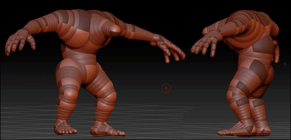 Orc Series: Advanced Sculpting with ZSpheres II - ZSpheres