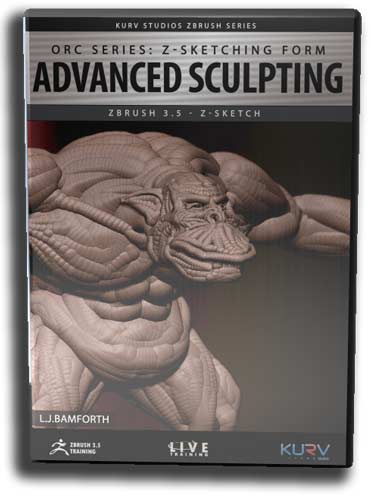 Orc Series Advanced Sculpting with ZSpheres 2