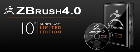 ZBrush 4 Special Edition